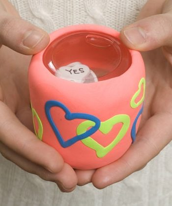 Homemade Magic 8 Ball