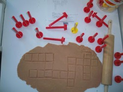 Playdough Crossword Puzzle