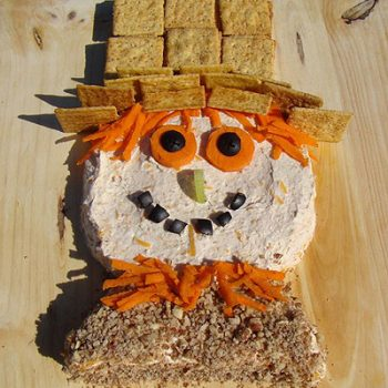 Scarecrow Cheeseball