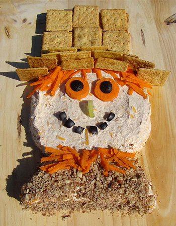 Scarecrow Cheeseball