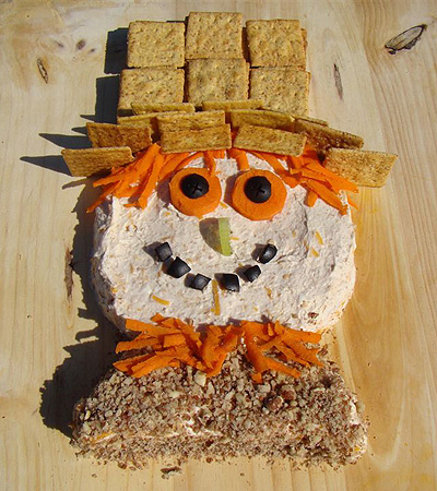 harvest festival craft ideas scarecrow cheeseball family crafts 4649