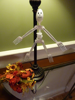 Spoon Skeleton
