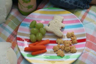Teddy Bear Picnic Fun Family Crafts