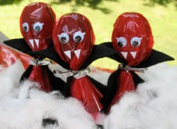 Vampire Lollipops