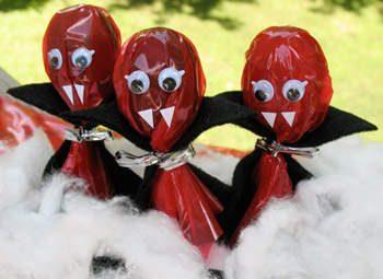 Vampire Lollipops