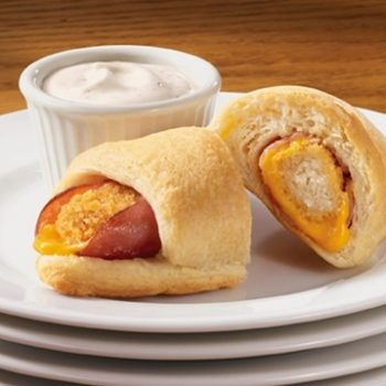 Cheesy Chicken Roll-Ups