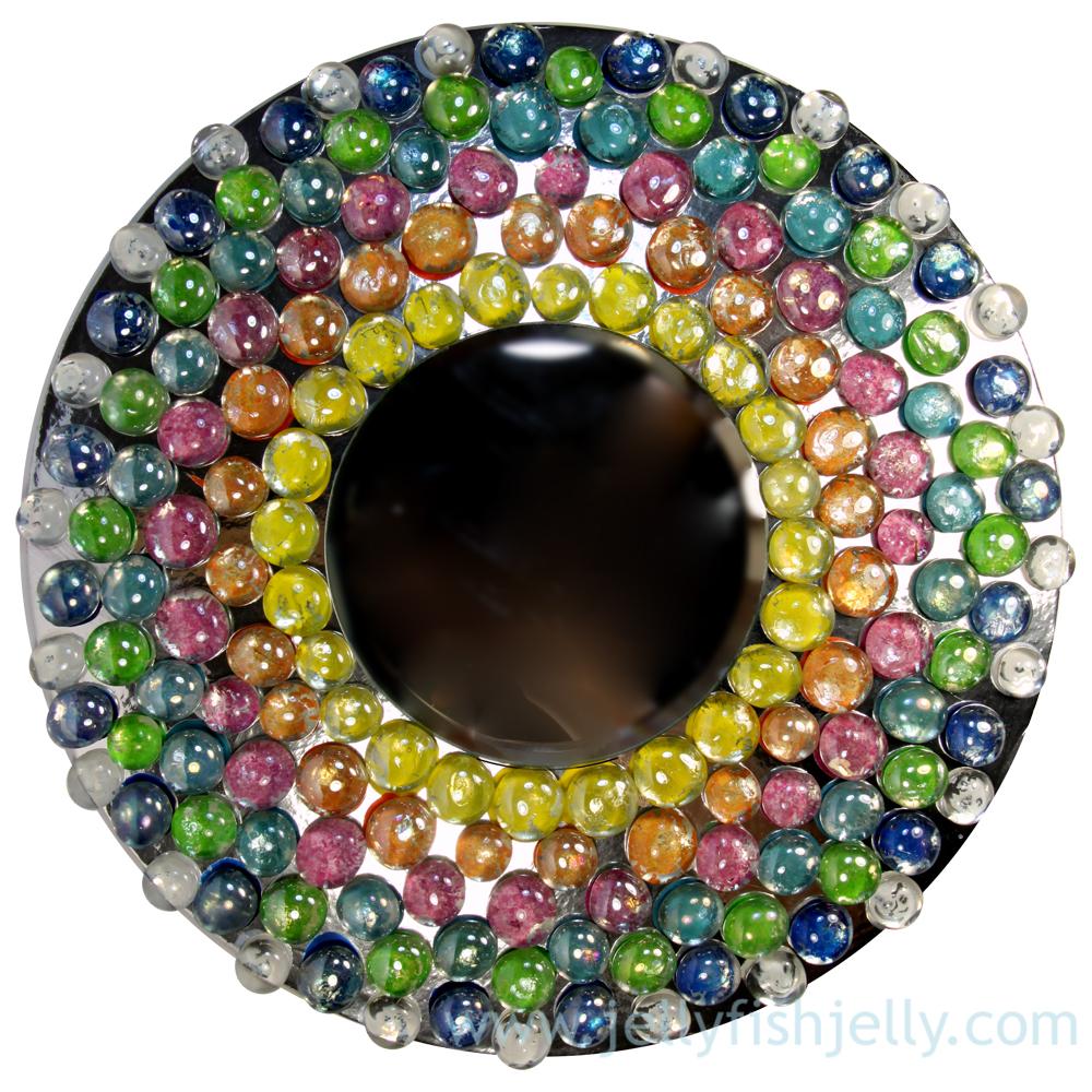 Glass Bead Decor for a Teen Room