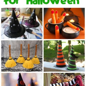 Witch Crafts for Halloween