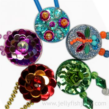 Bottle Top Pendants