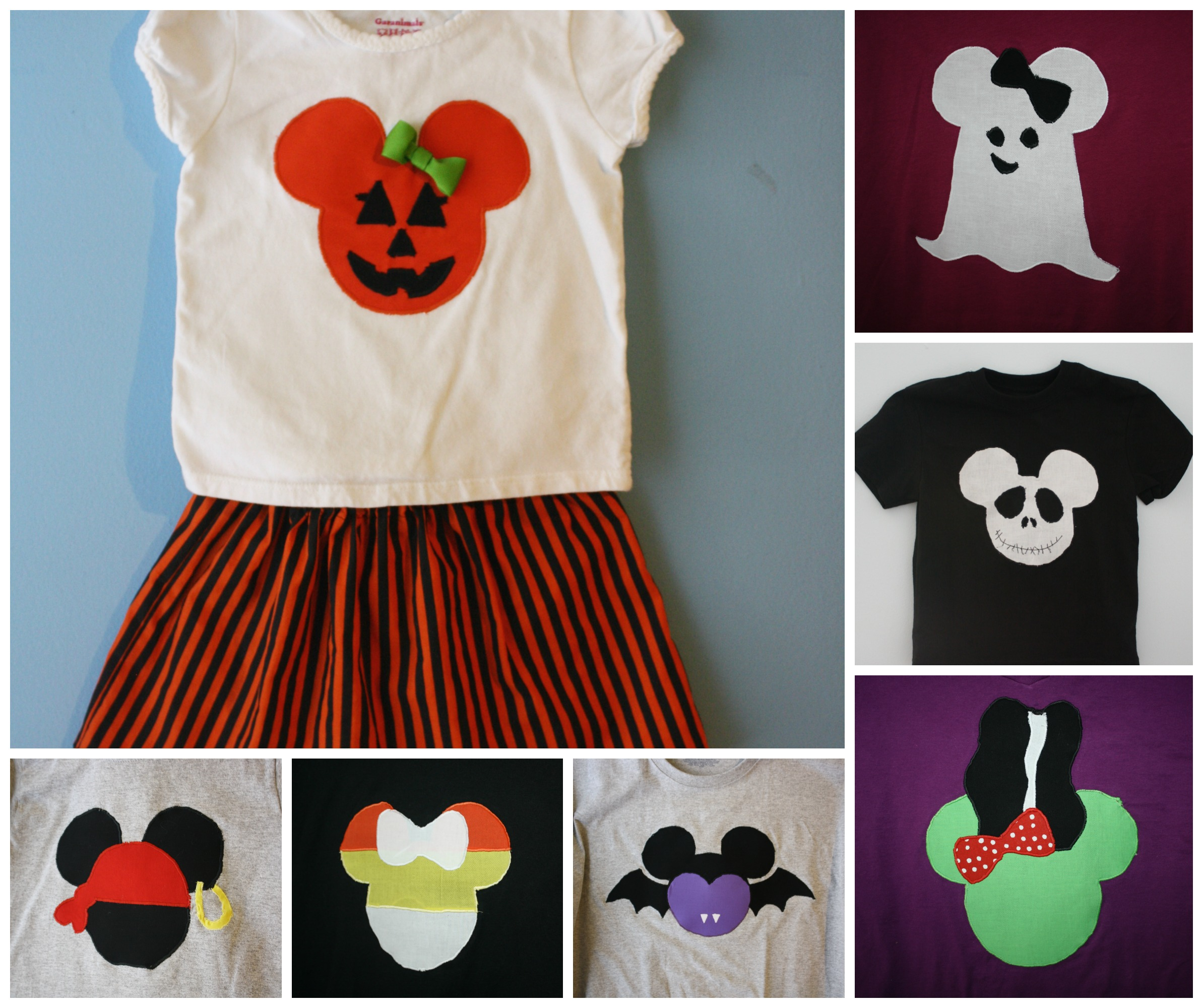 Disney Halloween Shirts For Kids.Not So Scary Halloween Shirts Fun Family Crafts