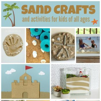 Sand Crafts and Activities