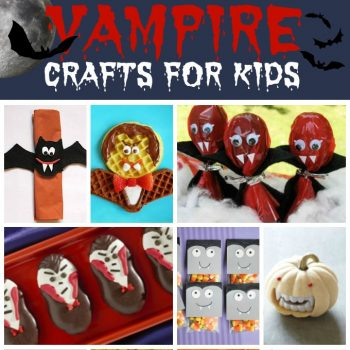 Vampire Crafts and Recipes