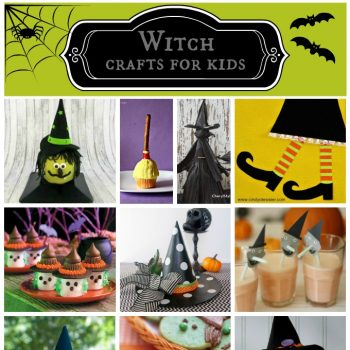 Witch Crafts and Recipes for Kids
