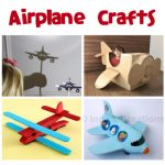 Airplane Crafts for Kids - Fun Family Crafts