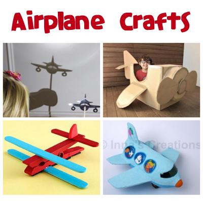 Aviation Crafts For Preschoolers