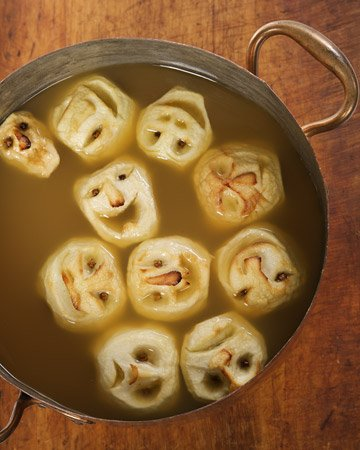 Shrunken Heads in Cider