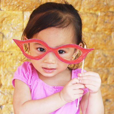 Cardboard Glasses