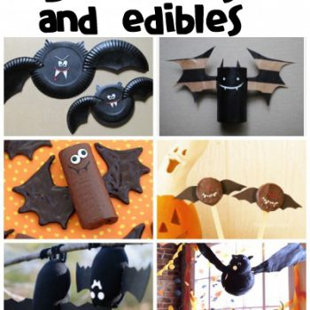 Bat Crafts & Recipes