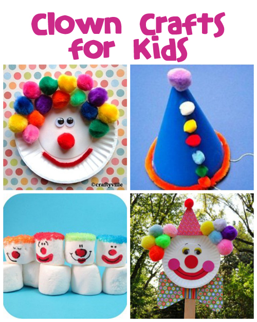 Free Preschool Circus Crafts