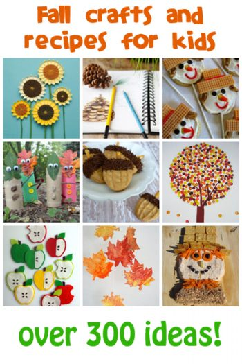 Fall Crafts & Recipes - Fun Family Crafts