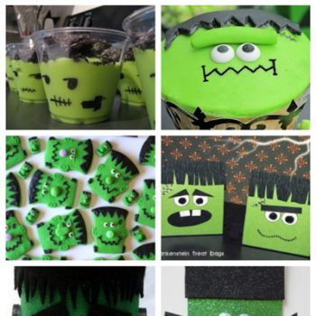 Frankenstein Crafts & Recipes