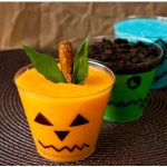 Spooky Pudding Cups