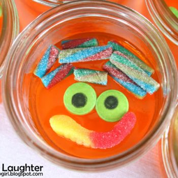 Jello Jar Monsters