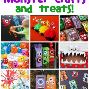 Monster Crafts & Recipes
