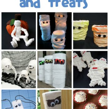 Mummy Crafts & Recipes