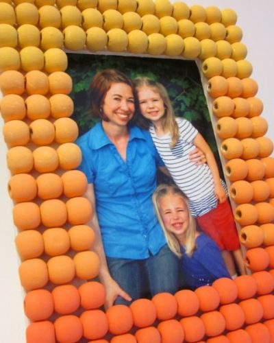 Painted Ombre Frame