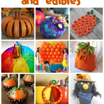 Pumpkin Crafts & Recipes