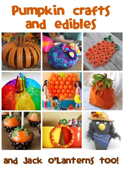 Pumpkin Crafts & Recipes