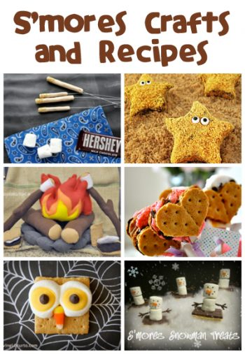 S'mores Crafts & Recipes - Fun Family Crafts