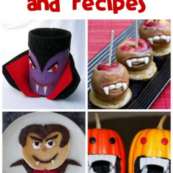 Vampire Crafts & Recipes
