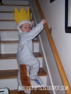 Where the Wild Things Are Costume