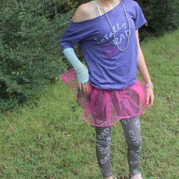 80's Girl Costume