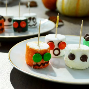 Marshmallow Monsters