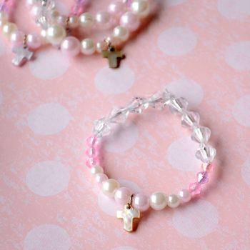 Children's Cross Bracelets