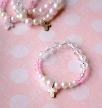 Children's Cross Bracelets