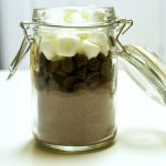 Hot Cocoa in a Jar Gift