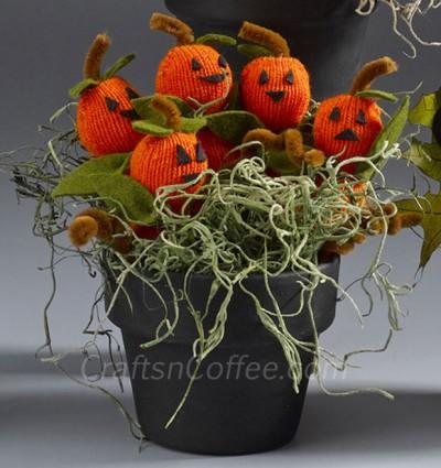 Handful of Pumpkins