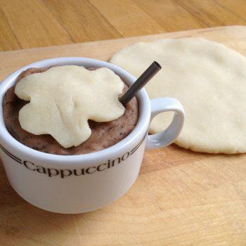 Coffee & Cream Play Dough