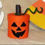 Jack O Lantern Gift Box