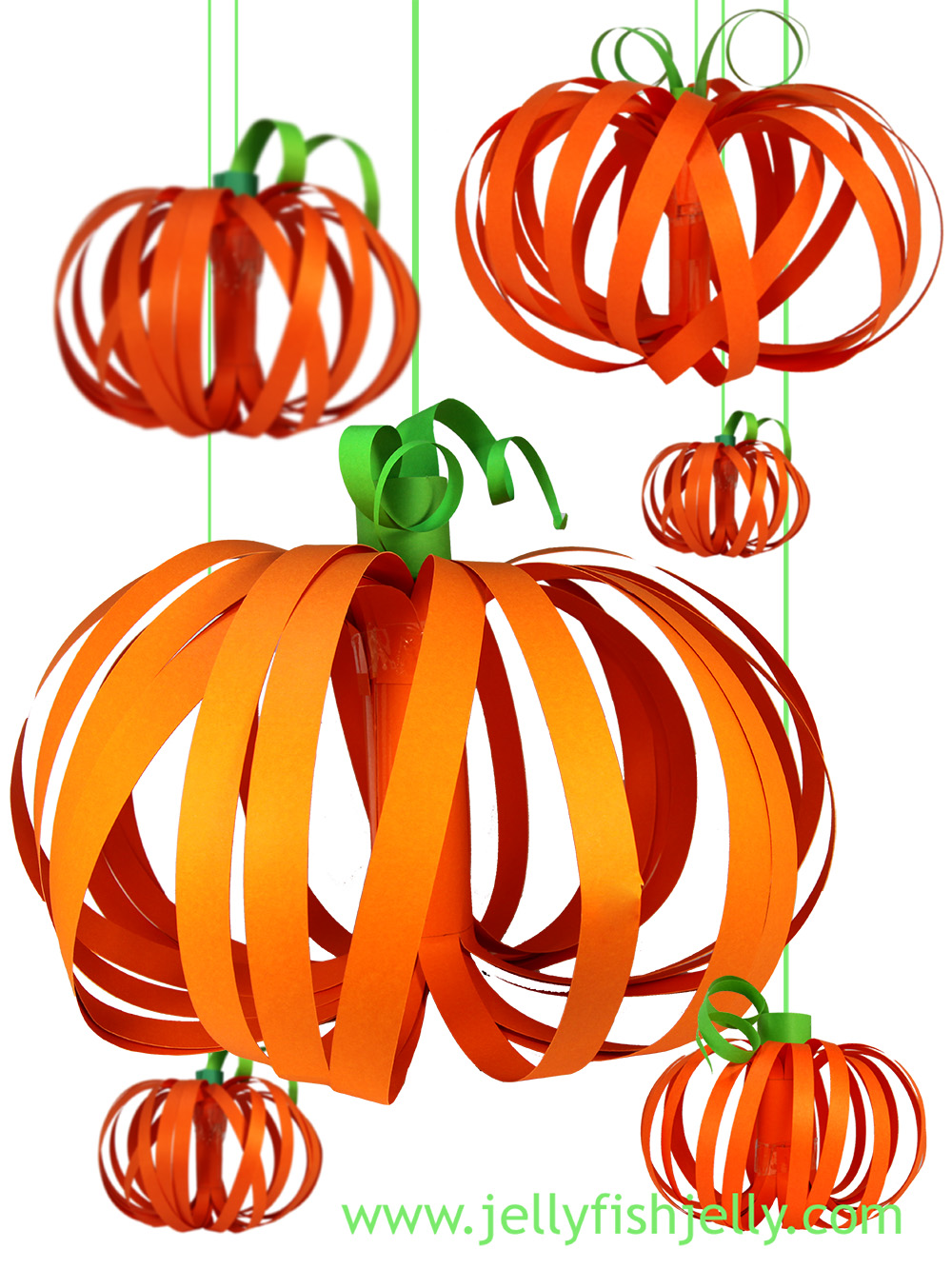 It's just a graphic of Selective Halloween Pumpkins Crafts