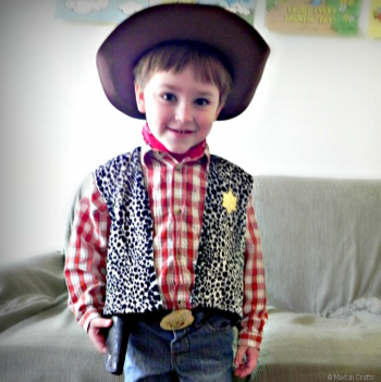 Toy Story Woody Costumer