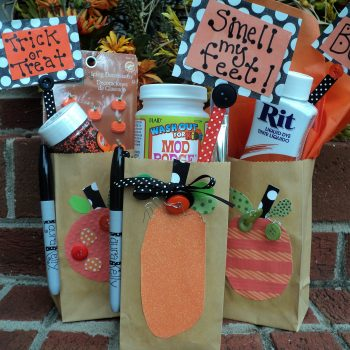 Spooky Fun Treat Bags