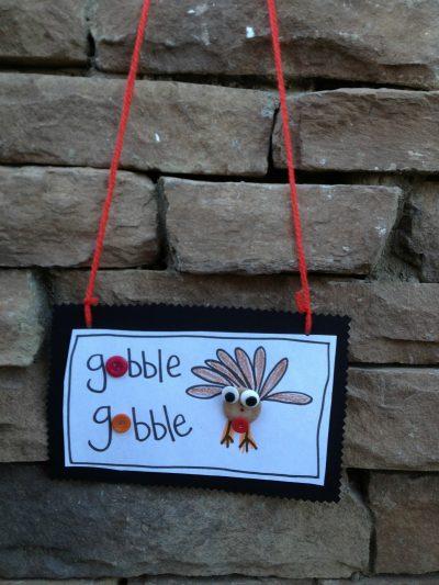 Gobble Gobble Doodle Decor