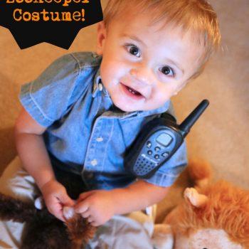 Zookeeper Costume