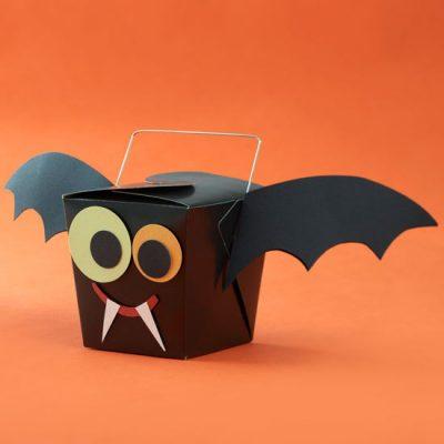Bat Favor Box