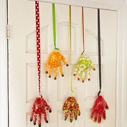 Hanging Candy Hands